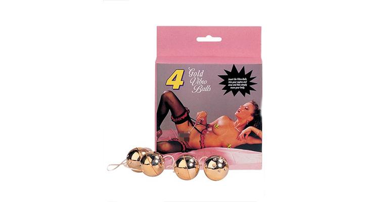 Duotone Balls - Neli Kuldset armukuuli